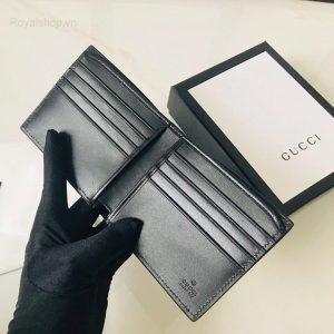 Mặt trong của ví Gucci nam GCVN8053