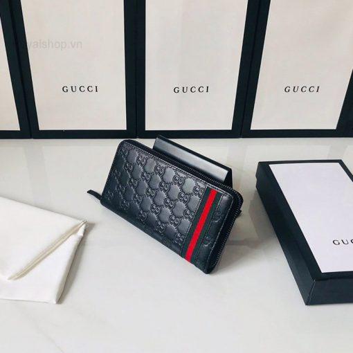 Ví dài nam Gucci được nhiều người ưa chuộng