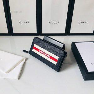 Mẫu ví dài nam Gucci đang được nhiều người ưa chuộng