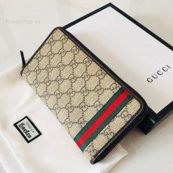 Ví nam Gucci cầm tay siêu cấp GCVN8061