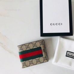 Ví ngắn nam Gucci được nhiều người ưa chuộng