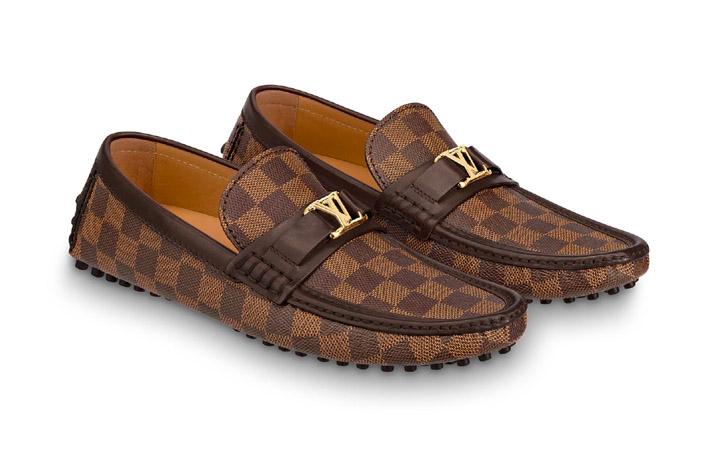 Giày lười nam LV