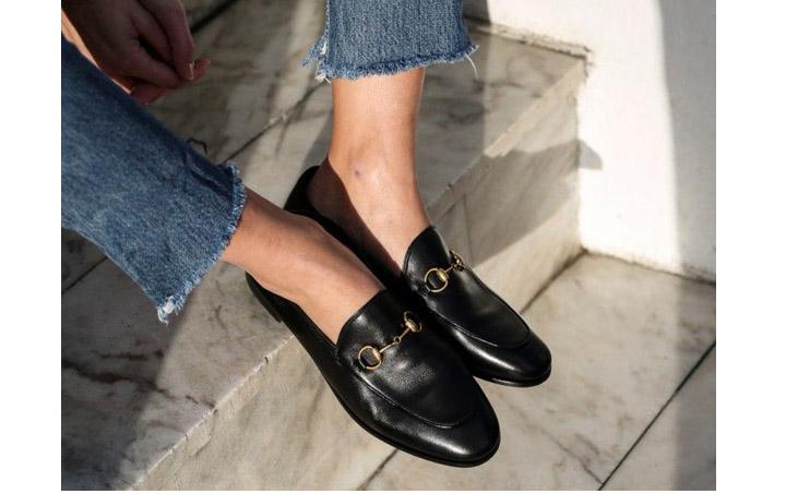 Giày lười nữ Gucci