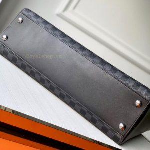 Phần đáy túi xách nam LV công sở LVTN8825