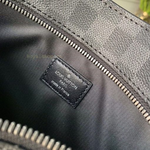 Tem da bên trong túi công sở LV