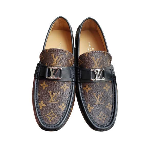 Giày lười LV nam