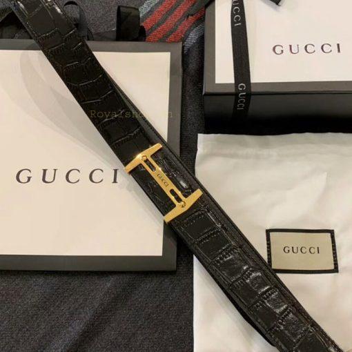 Dây lưng Gucci nam siêu cấp GCTL5805