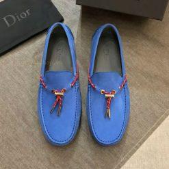 Giày Dior nam thắt nơ siêu cấp
