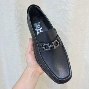 Giày công sở nam Ferragamo siêu cấp FEGN8121