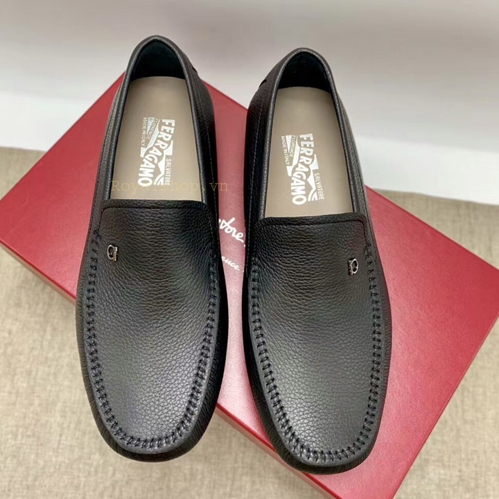 Giày lười nam Ferragamo siêu cấp FEGN8122