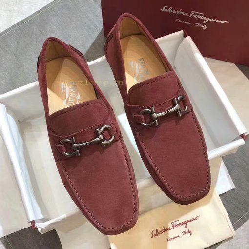 Giày lười nam Ferragamo siêu cấp FEGN8129