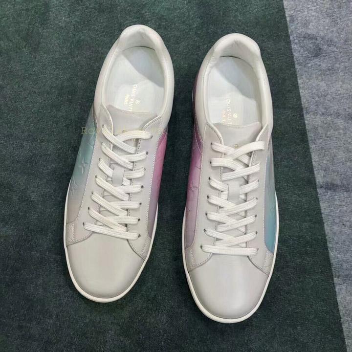 Giày sneaker LV nam siêu cấp LVGN8117