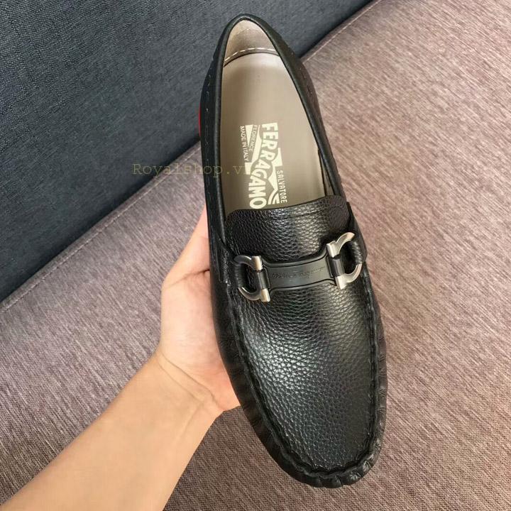 Giày lười nam Ferragamo đẹp 2020