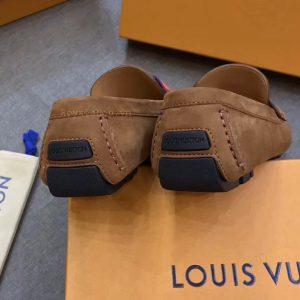 Gót giày nam đế bệt