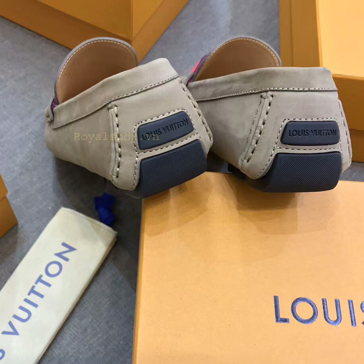 Gót giày nam LV