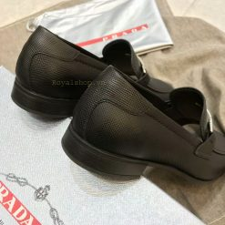 Gót giày nam Prada 8802