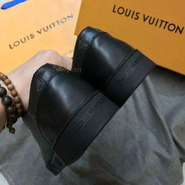 Gót giày nam Sneaker Louis Vuitton siêu cấp