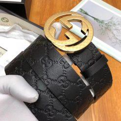 Mặt khóa GG được làm bằng kim loại mạ công nghệ PVD cao cấp