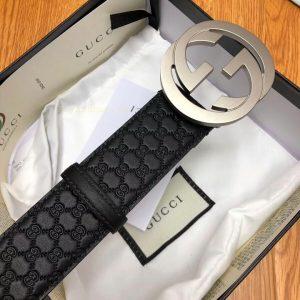 Mặt trước dây lưng nam Gucci GCTL5797