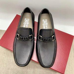 Mẫu giày lười nam Salvatore Ferragamo đẹp 2020