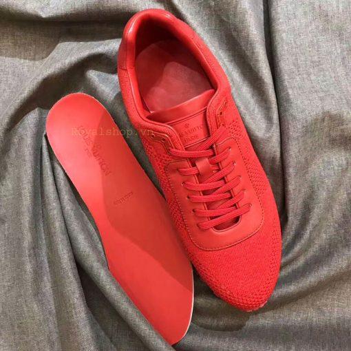 Miếng lót giày bên trong giày nam LV buộc dây LVGN8130