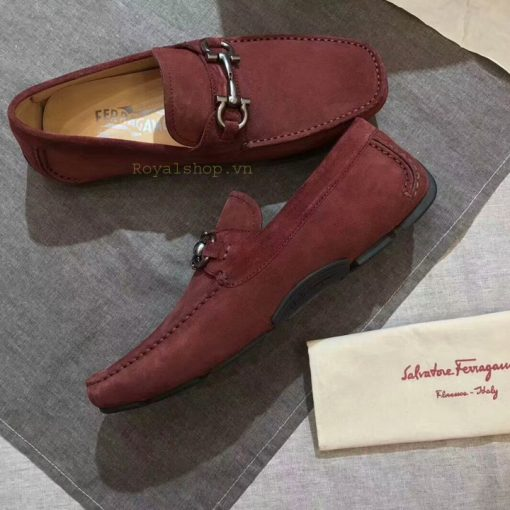 Mua giày lười nam Ferragamo siêu cấp tại RoyalShop