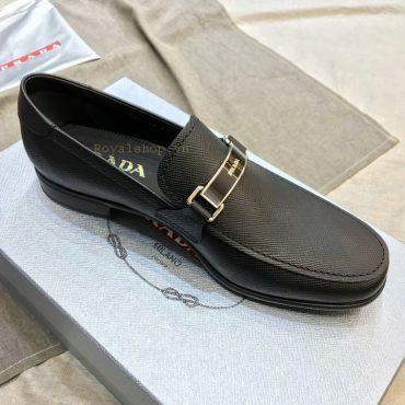 Mua giày nam công sở Prada tại Royal Shop