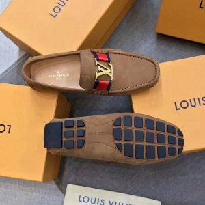 Phần đế giày lười nam LV