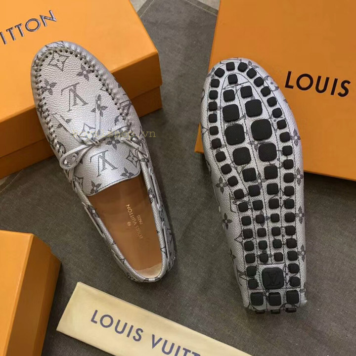 Phần đế giày lười nam LV siêu cấp LVGN8125