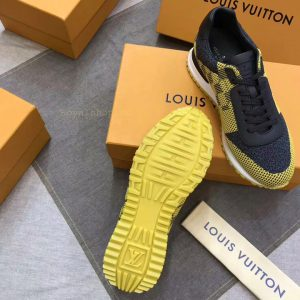Phần đế giày thể thao nam LV siêu cấp LVGN8132