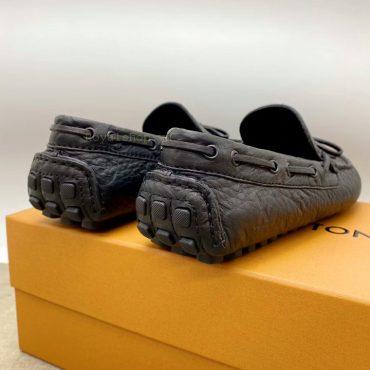 Phần gót giày lười nam LV