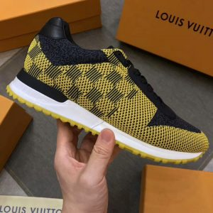 Phom giày LV like authentic