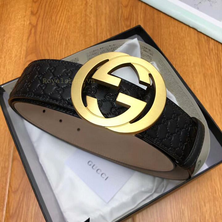 Thắt lưng Gucci nam đẹp 2020