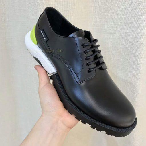 Trên tay giày nam Dior siêu cấp DIGN880