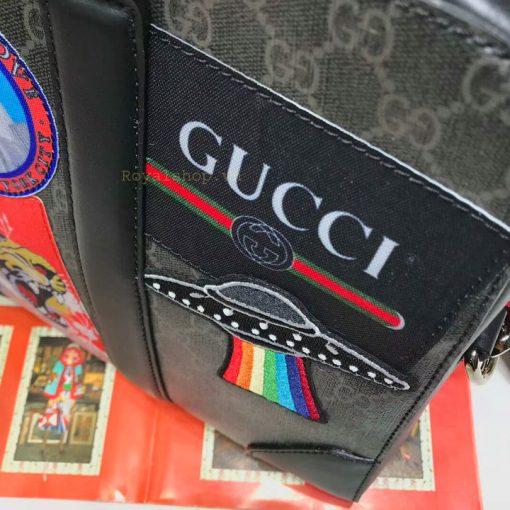 Các chi tiết trên túi đều được làm hoàn chỉnh và khéo léo