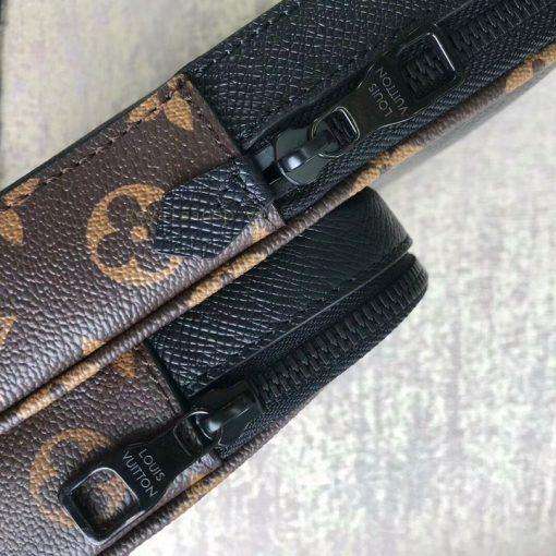 Khóa kéo túi làm từ kim loại mạ lớp sơn tĩnh điện màu đen
