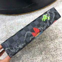 Phần đáy của túi nam cầm tay siêu cấp 8845
