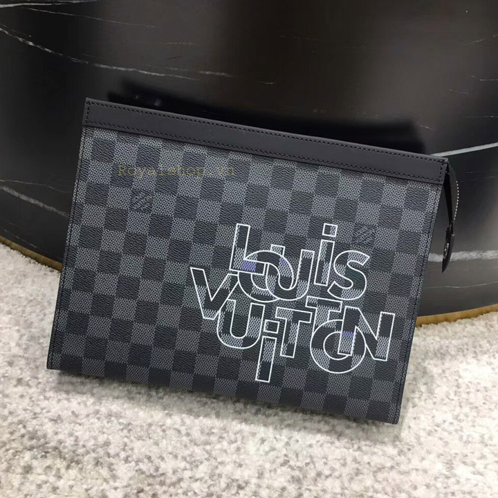 royalshop.vn - Địa chỉ mua túi Clutch nam LV siêu cấp