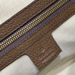 Tem da bên trong túi nam Gucci