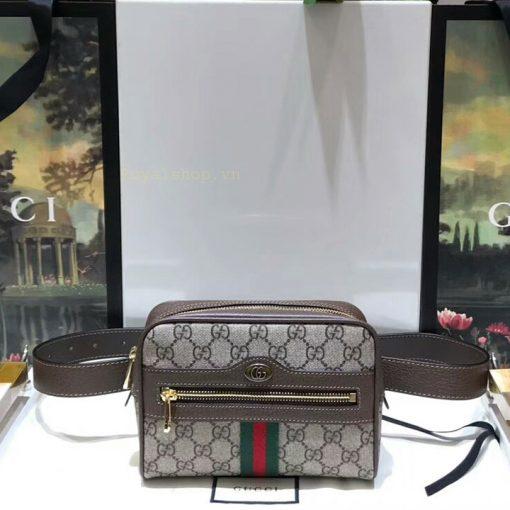 Túi đeo bụng nam Gucci siêu cấp GCTN8142