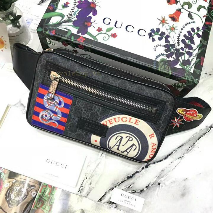 Túi nam đeo chéo Gucci siêu cấp GCTN8138