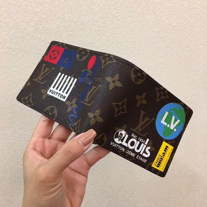 Royalshop.vn - Địa chỉ mua ví ngắn nam LV siêu cấp tại Hà Nội