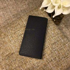 Mặt sau của ví