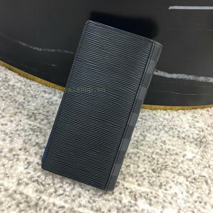 Mặt sau của ví LV nam 3055