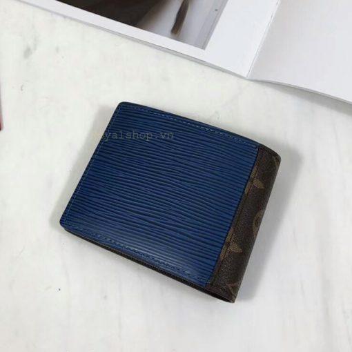Mặt sau ví và da Epi