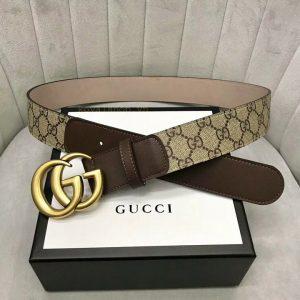 Mặt khóa và dây nịt Gucci siêu cấp