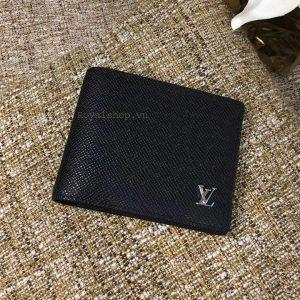 Ví ngắn LV nam siêu cấp VN6010 da Taiga
