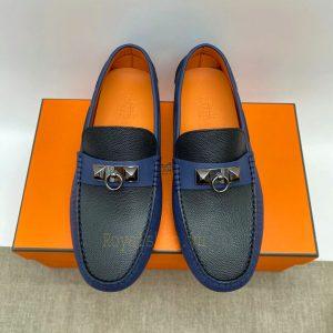 Giày nam Hermes siêu cấp bản mới 2020