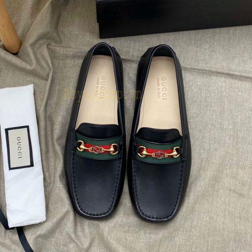 Mẫu giày nam Gucci bản mới 2020