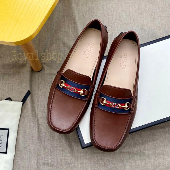 Royalshop.vn - Địa chỉ mua giày nam Gucci siêu cấp uy tín tại Hà Nội